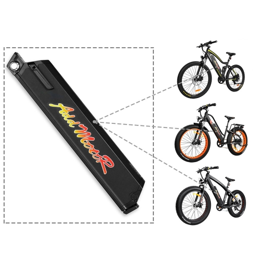 Addmotor E-bike Bike Battery 48V 14.5Ah Cell 2900 Lithium ION Cell Batteries BM9